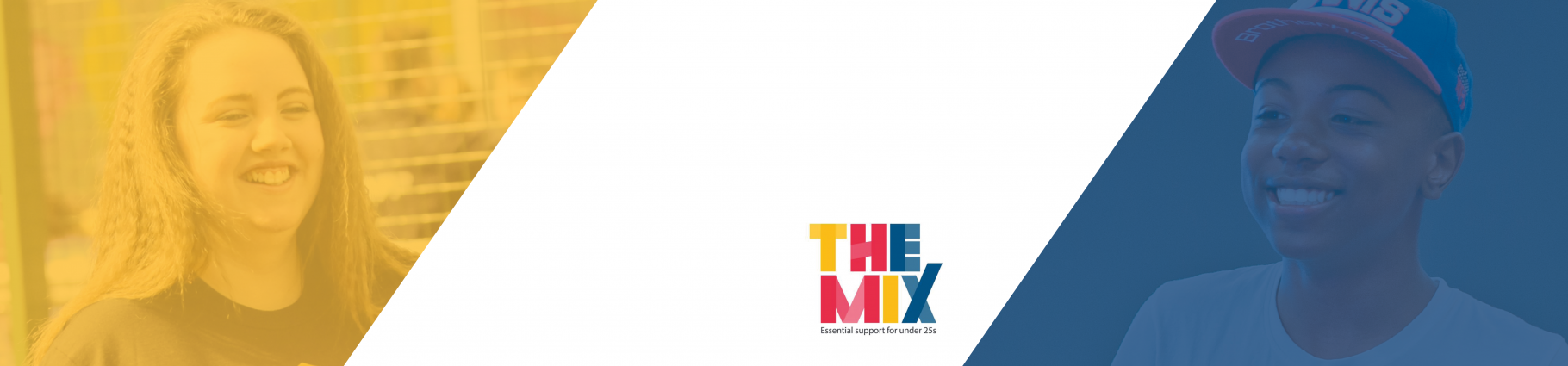 THE MIX HOMEPAGE BANNER