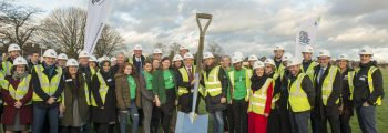 WORK BEGINS ON FUTURE YOUTH ZONE